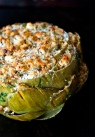 The Ultimate Stuffed Artichoke!