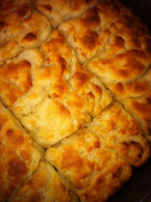 Butter Swim Biscuits