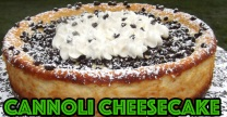 Cannoli Cheesecake