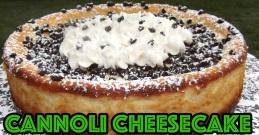 Cannoli Cheesecake