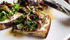 Mushroom Bruschetta