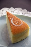 Japanese cheesecake